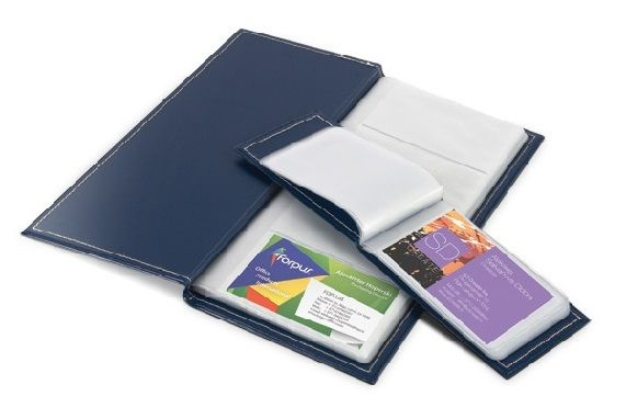 Business Card Holder for 40 cards - Ecomelani