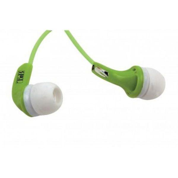 TNB Fizz Wired Earphone in Green - Ecomelani