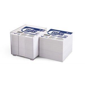 Memo Cube Glued White 500 Sheets - Ecomelani