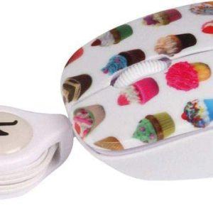 TNB Cake Optical Mouse - Ecomelani