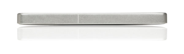 "1TB 2.5"" mHDD Slim Mobile Drive USB 3.0 Silver - Ecomelani"