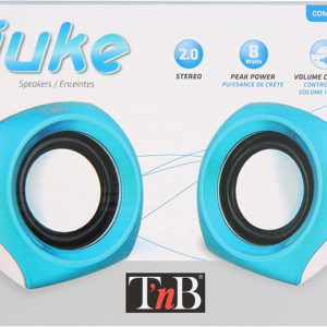 TNB 2.1 Multimedia Speaker Set Juke - 20W Blue - Ecomelani