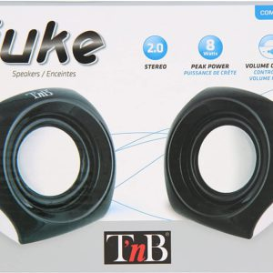 TNB 2.0 Multimedia Speaker Set Juke - 20W Black - Ecomelani