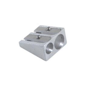Sharpener Double Hole Metal - Ecomelani