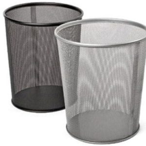 Waste Basket Metal - Ecomelani