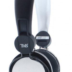 TNB Be Color Hands Free Kit Headphones White - Ecomelani