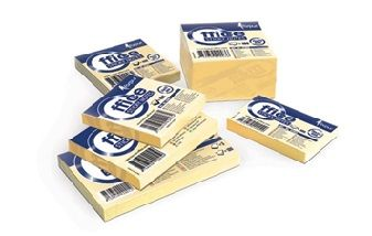 Sticky Notes Yellow Forpus 75x75 - Ecomelani
