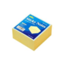 Sticky Notes Yellow Forpus 75x75 Cube - Ecomelani