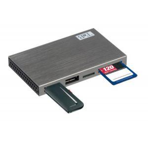 TNB Pack USB Hub Card Reader ALU - Ecomelani
