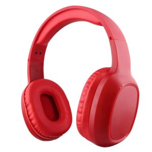 TNB Red Hashtag Headset Bluetooth Wireless - Ecomelani
