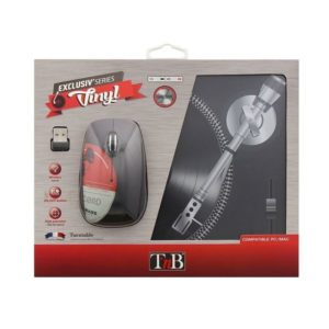 TTNB Wireless + Vinyl Mousepad - Ecomelani