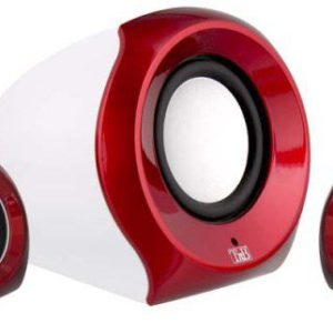 TNB 2.1 Multimedia Speaker Set Juke - 20W Red - Ecomelani