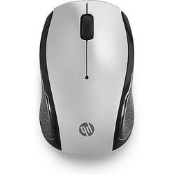 HP 200 Wireless Optical Mouse Silver - Ecomelani