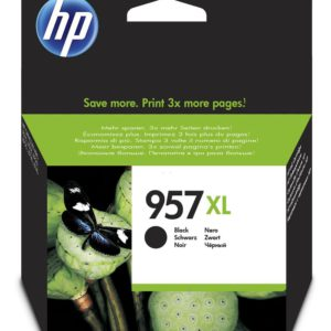 Original Ink Cartridge HP 957XL Black (L0R40AE) - Ecomelani