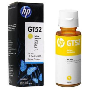 Original Ink Cartridge HP GT52XL Yellow (M0H56AE) - Ecomelani