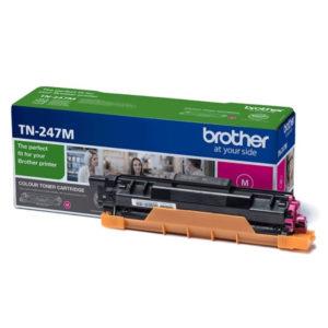 Original Magenta Brother TN-247M Toner Cartridge (TN247M) - Ecomelani
