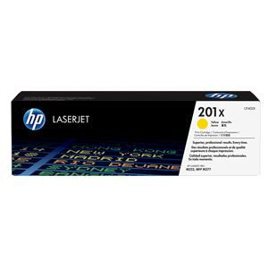 Original HP 201X High Capacity Yellow Toner (CF402X) - Ecomelani