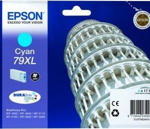 Original EPSON 79XL Cyan Ink - Ecomelani