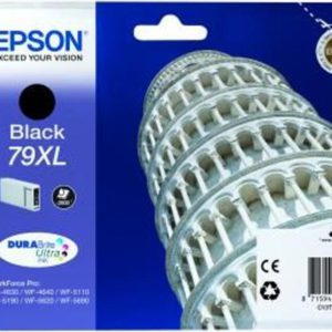 Original EPSON 79XL Black Ink - Ecomelani