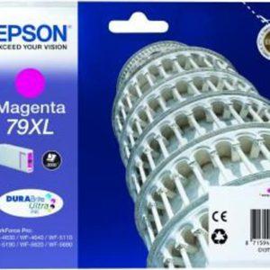 Original EPSON 79XL Magenta Ink - Ecomelani