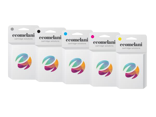 Replacement Multipack Epson T0487 High Yield All 6 Colour Set Ink Cartridges - Ecomelani