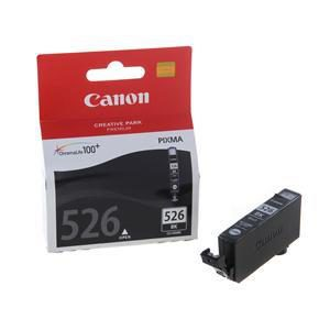 Original Black Ink Cartridge Canon CLI-526BK (4540B001AA) - Ecomelani