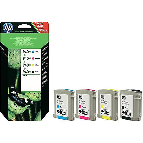 Original Multipack Ink Cartridge HP 940XL (C2N93AE) - Ecomelani