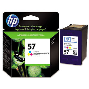 Original Tricolour Ink Cartridge HP 57 (C6657AE) - Ecomelani