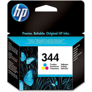 Original Tricolour Ink Cartridge HP 344 (C9363EE) - Ecomelani