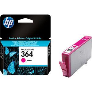 Original Magenta Ink Cartridge HP 364M (CB319EE) - Ecomelani