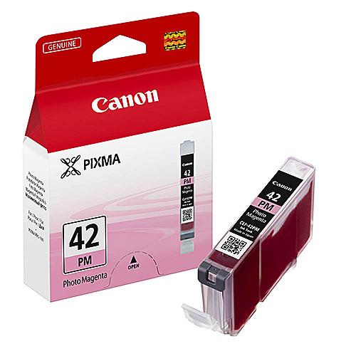 Original Photo Magenta Ink Cartridge Canon CLI-42 - Ecomelani