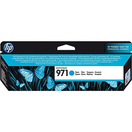 Original Cyan Ink Cartridge HP 971 (CN622AE) - Ecomelani