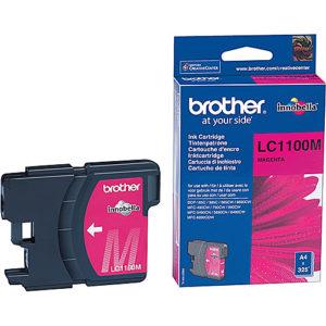 Original Magenta Ink Cartridge Brother LC1100M - Ecomelani