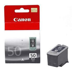 Original Black Ink Cartridge Canon PG-50 - Ecomelani