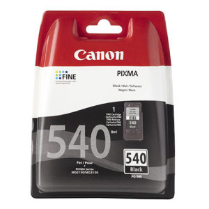 Original Black Ink Cartridge Canon PG-540 (5225B005AA) - Ecomelani