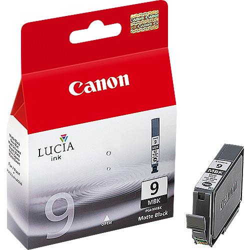 Original Matte Black Ink Cartridge Canon PGI-9MBK - Ecomelani