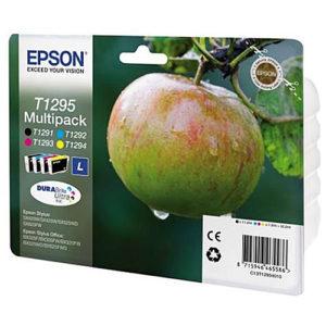 Original Multipack Ink Cartridge Epson T1295 - Ecomelani