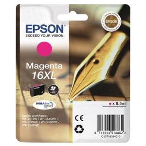 Original Magenta Ink Cartridge Epson T1633 16XL - Ecomelani