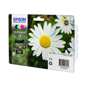 Original Multipack Ink Cartridge Epson T1806 - Ecomelani