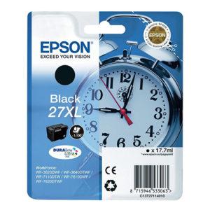 Original Black Ink Cartridge Epson T2711 - Ecomelani