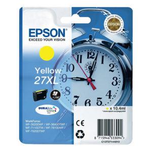 Original Yellow Ink Cartridge Epson T2714 - Ecomelani