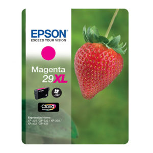 Original Magenta Ink Cartridge Epson 29XL (T2993) - Ecomelani