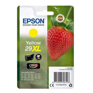 Original Yellow Ink Cartridge Epson 29XL (T2994) - Ecomelani
