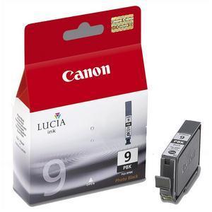 Original Photo Black Ink Cartridge Canon PGI-9PBK - Ecomelani