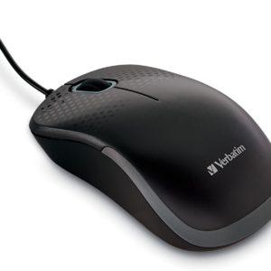 Verbatim Optical Silent Mouse Black - Ecomelani