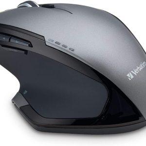 Verbatim Wireless Desktop 8 Buttons Delux Black - Ecomelani