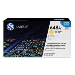 Original Yellow HP CE262A Toner Cartridge 648A - Ecomelani