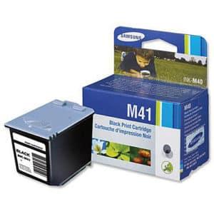 Original Black Ink Cartridge Samsung M41 - Ecomelani