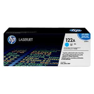 Original Cyan HP Q3961A Toner Cartridge 122A - Ecomelani