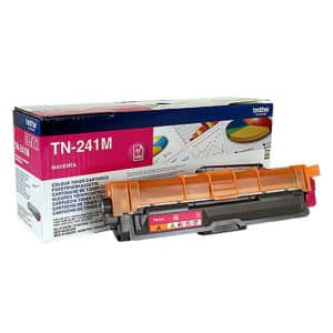 Original Magenta Brother TN241 Toner Cartridge (TN-241M) - Ecomelani